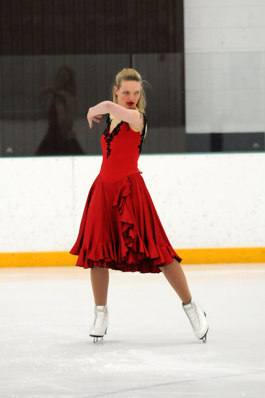 custom paso doble ice dance dresskelley matthews designs. this