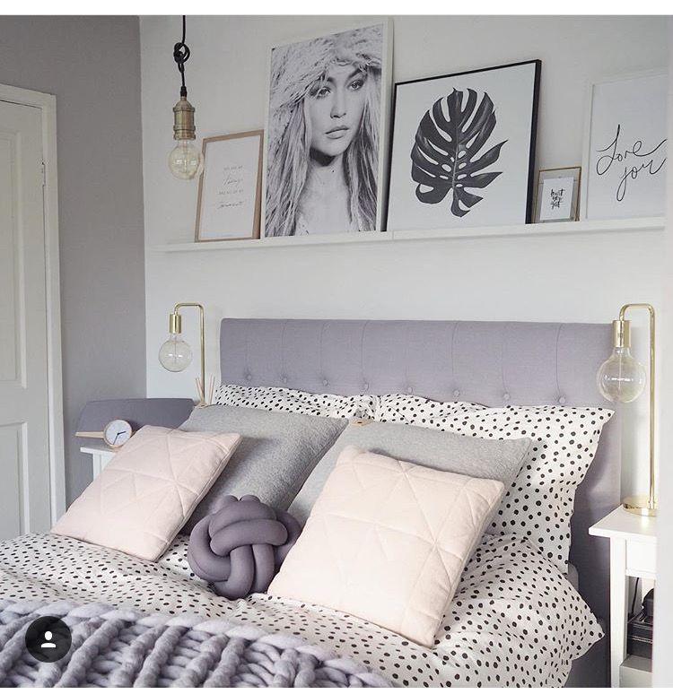 Home Decoratingtips: Scandinavian Style Bedroom, Bedroom Decor