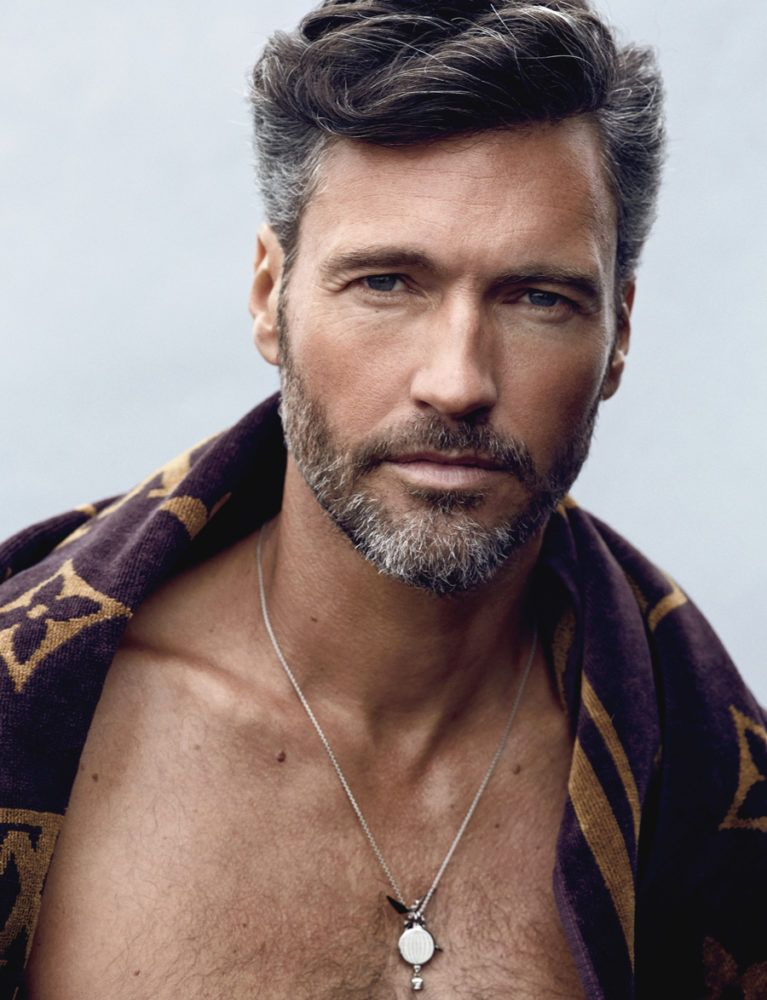 Gary Greenwood - Unique Models | Handsome older men