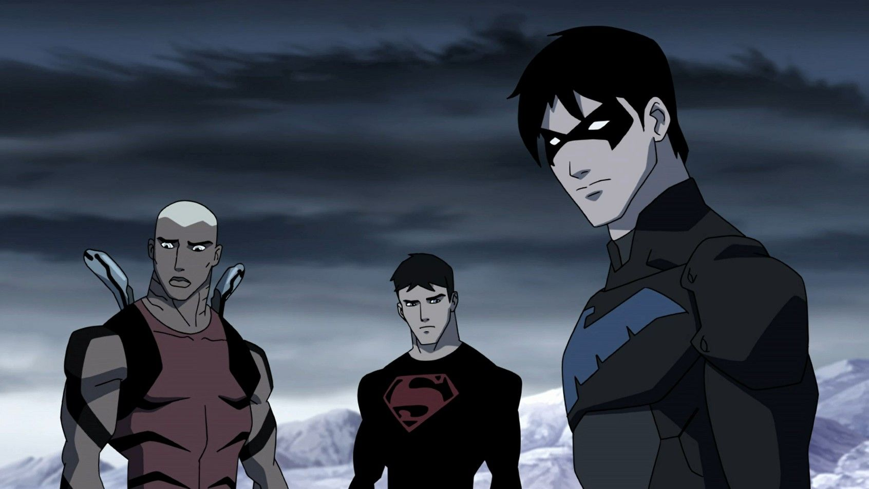 Aqualad Superboy And Nightwing In Young Justice Young Justice League Young Justice Black Comics
