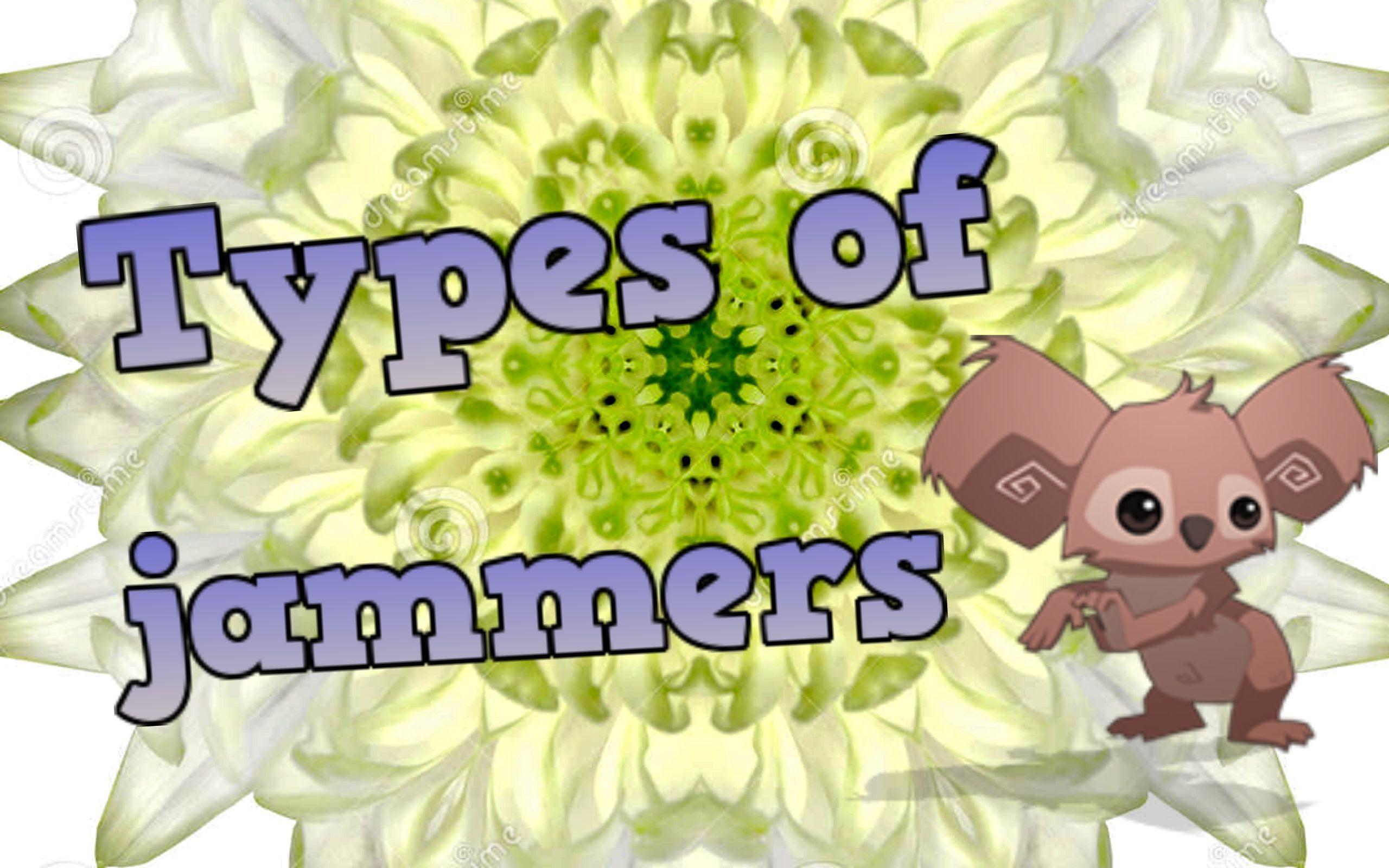 AnimalJam - Types Of Jammers! PART 1