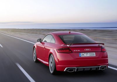 Dynamic Duo Tt Rs Coupe And Tt Rs Roadster The Coupe Takes 3 7 Seconds To Sprint From 0 To 100 Km H 62 1 Mph And The Roadster Takes 3 9 Seconds With Images