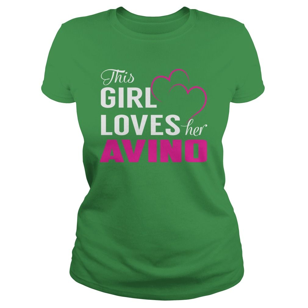 This Girl Loves Her AVINO Name Shirts #gift #ideas #Popular #Everything #Videos #Shop #Animals #pets #Architecture #Art #Cars #motorcycles #Celebrities #DIY #crafts #Design #Education #Entertainment #Food #drink #Gardening #Geek #Hair #beauty #Health #fitness #History #Holidays #events #Home decor #Humor #Illustrations #posters #Kids #parenting #Men #Outdoors #Photography #Products #Quotes #Science #nature #Sports #Tattoos #Technology #Travel #Weddings #Women