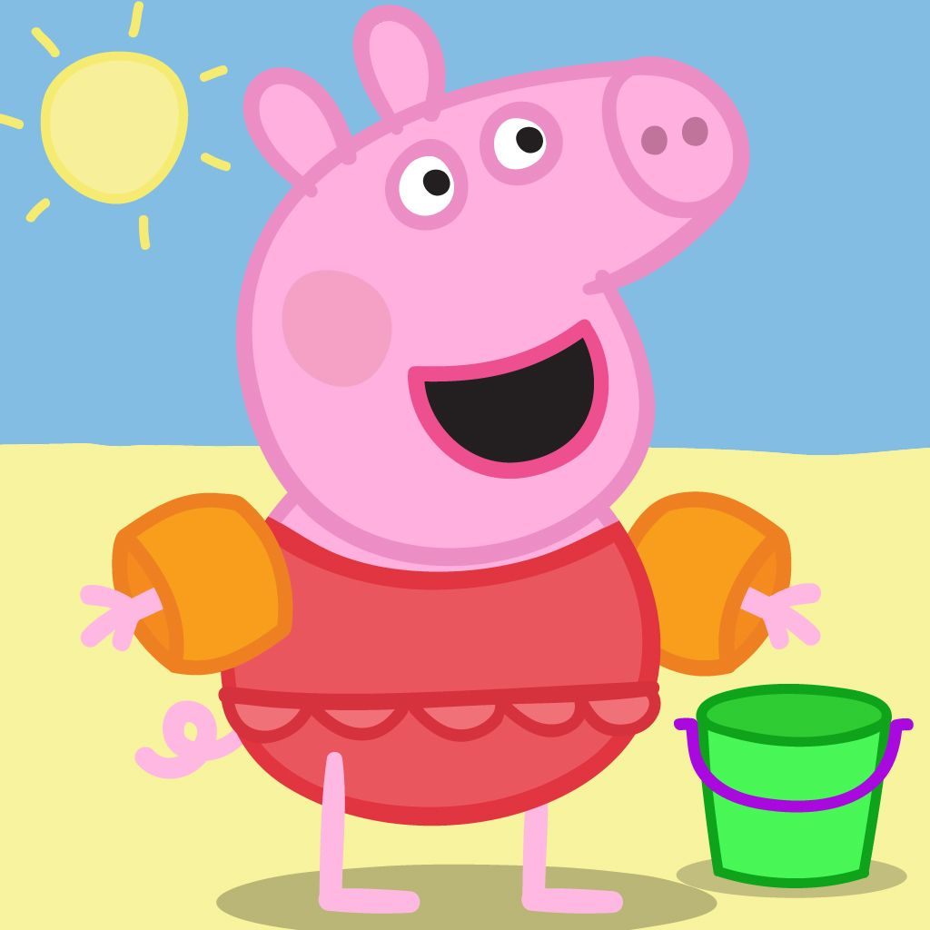 Peppa Pig And Friends Thread Peppas Off On Holiday Also Out