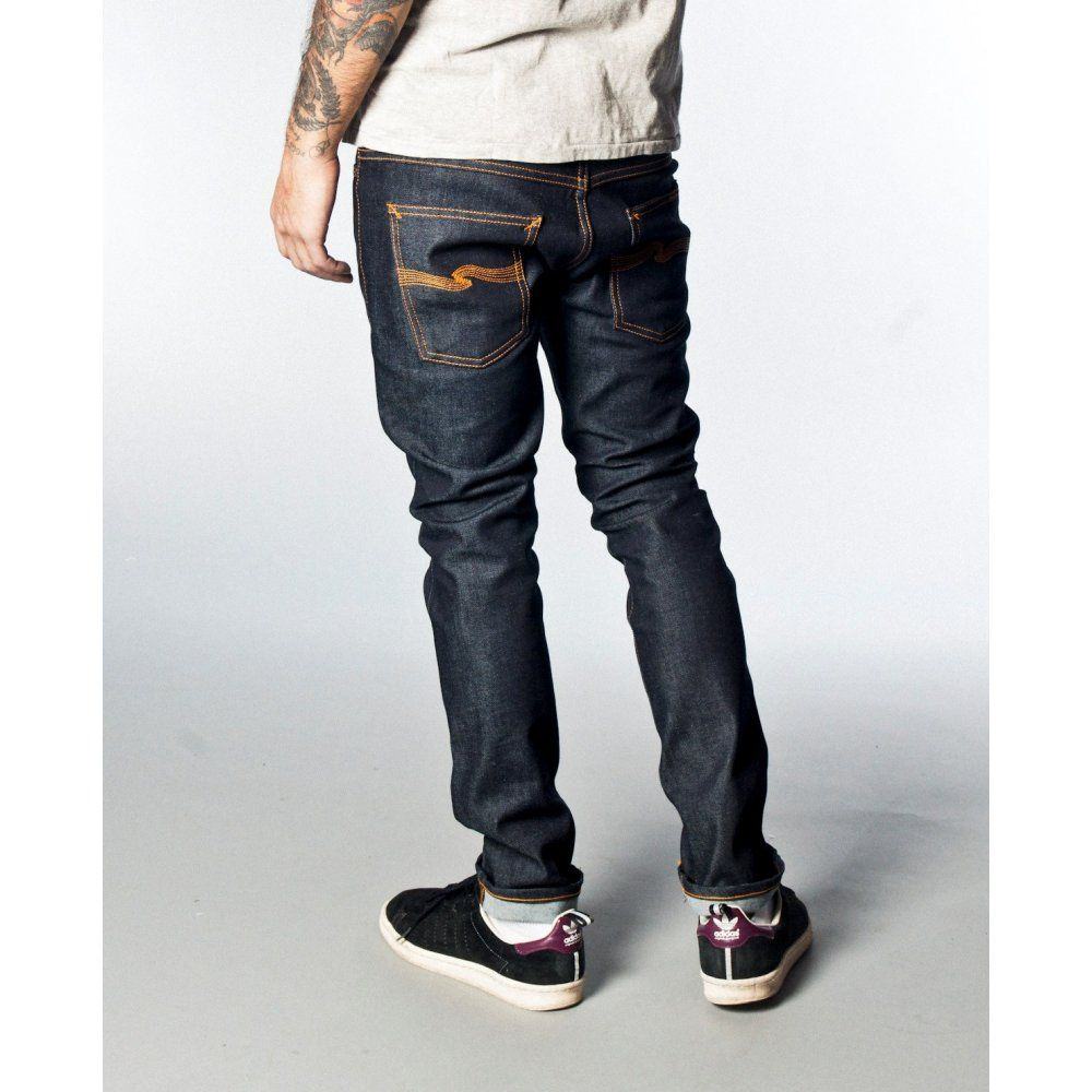 Nudie Jeans Tape Ted Organic 16 Dips Dry jeans