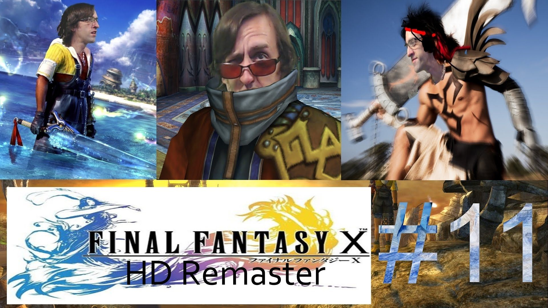 Final Fantasy X cheats Chocobones out of his spare time! FFX HD on PS4 #11