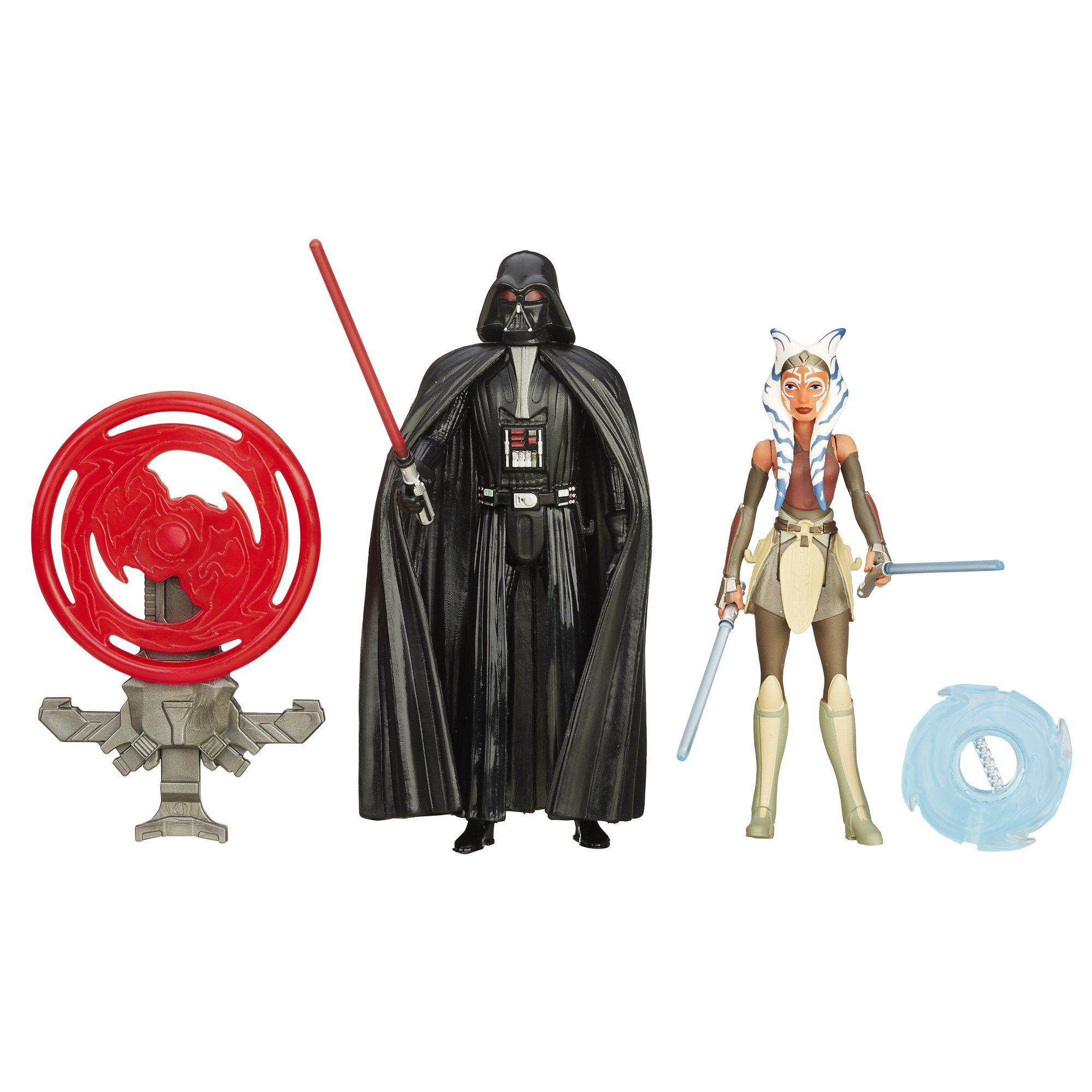 Star Wars Rebels 3.75-Inch Figure 2-Pack Space Mission Darth Vader and Ahsoka