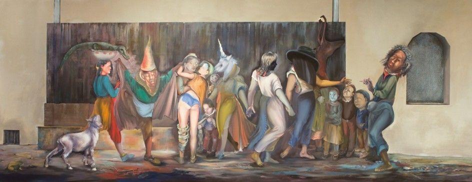 Le Carnaval à Périgueux, 1992