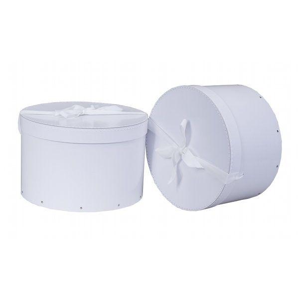 Les 2 boites rondes couvercle for Boite ronde a decorer