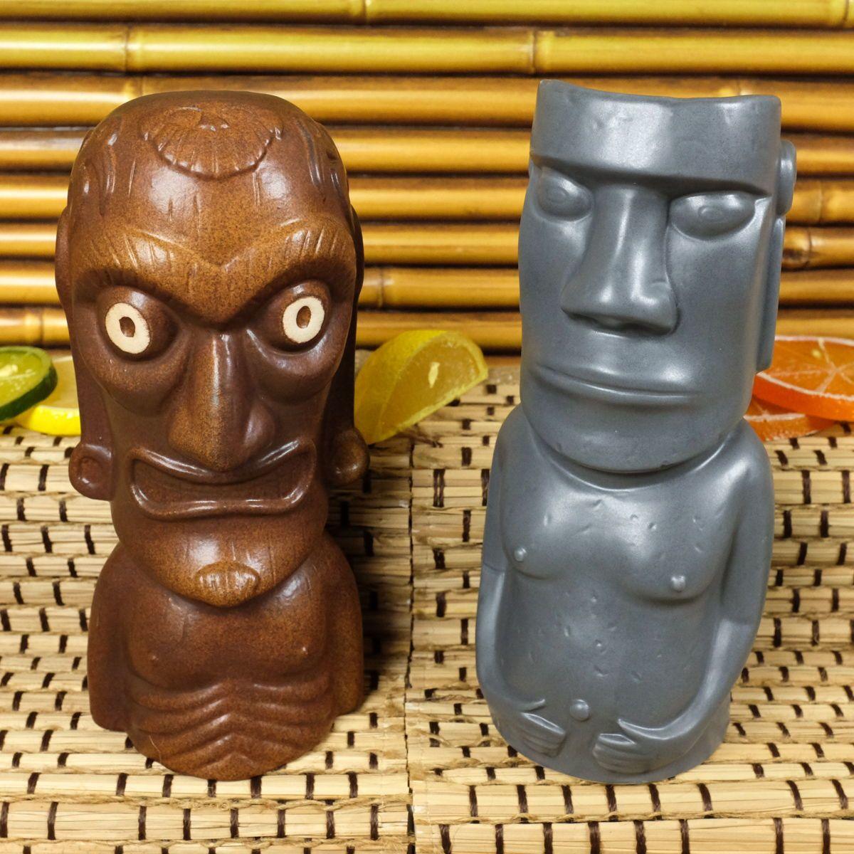 Kava Kava Tiki Mug by Flounder Tiki Mug
