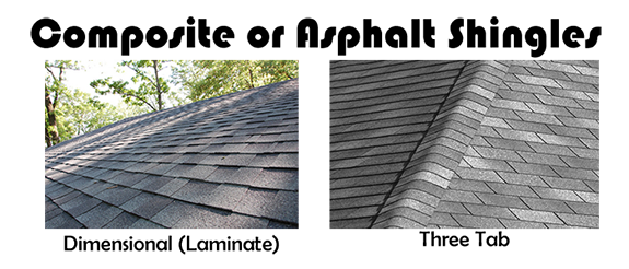 Composite Vs Asphalt Shingles Which One Would You Prefer