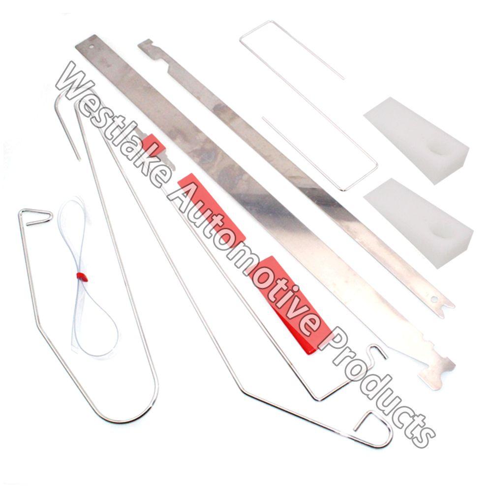 Universal Car Lock Out Tool Kit Unlock Car Door Open Tool Kit ...