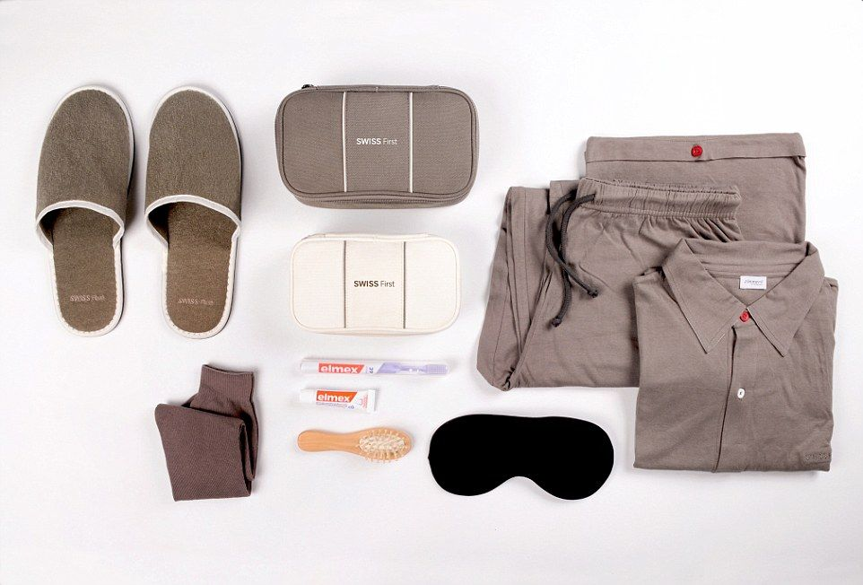 Some of the best airline amenity kits in the world boast elegant cases  filled with pyjamas, beauty products from luxury designers, vouchers for  high-end ...