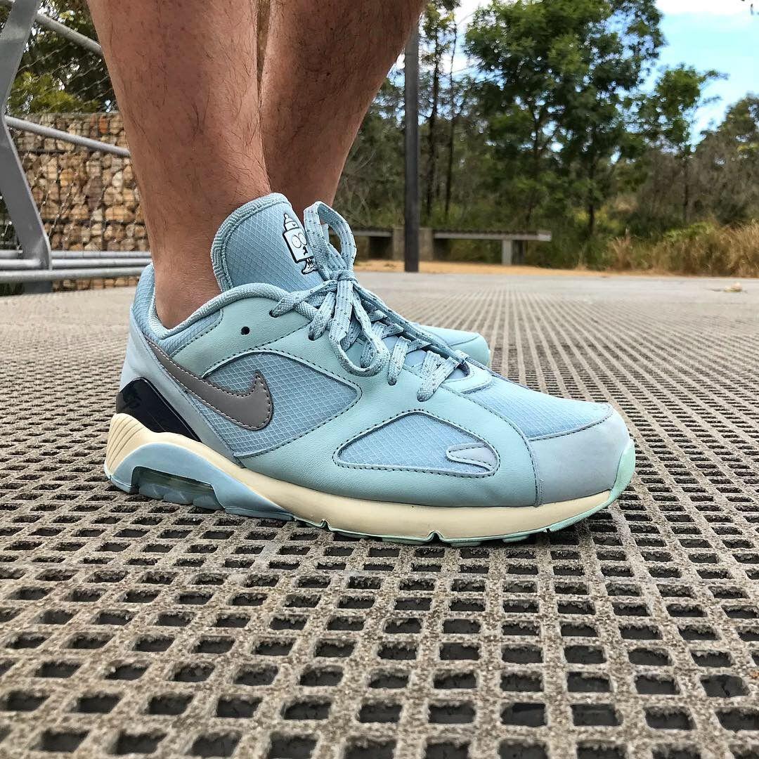 "Nike Air 180 ""Ice"" | Sneakers nike, Nike air max, Nike air"
