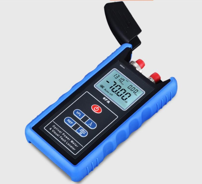 2597233c766 Supply Handheld TL-560 Fiber optic power Meter Laser Light Source and 1-5MW Fiber  Optic Visual Fault Locator Free shipping Review