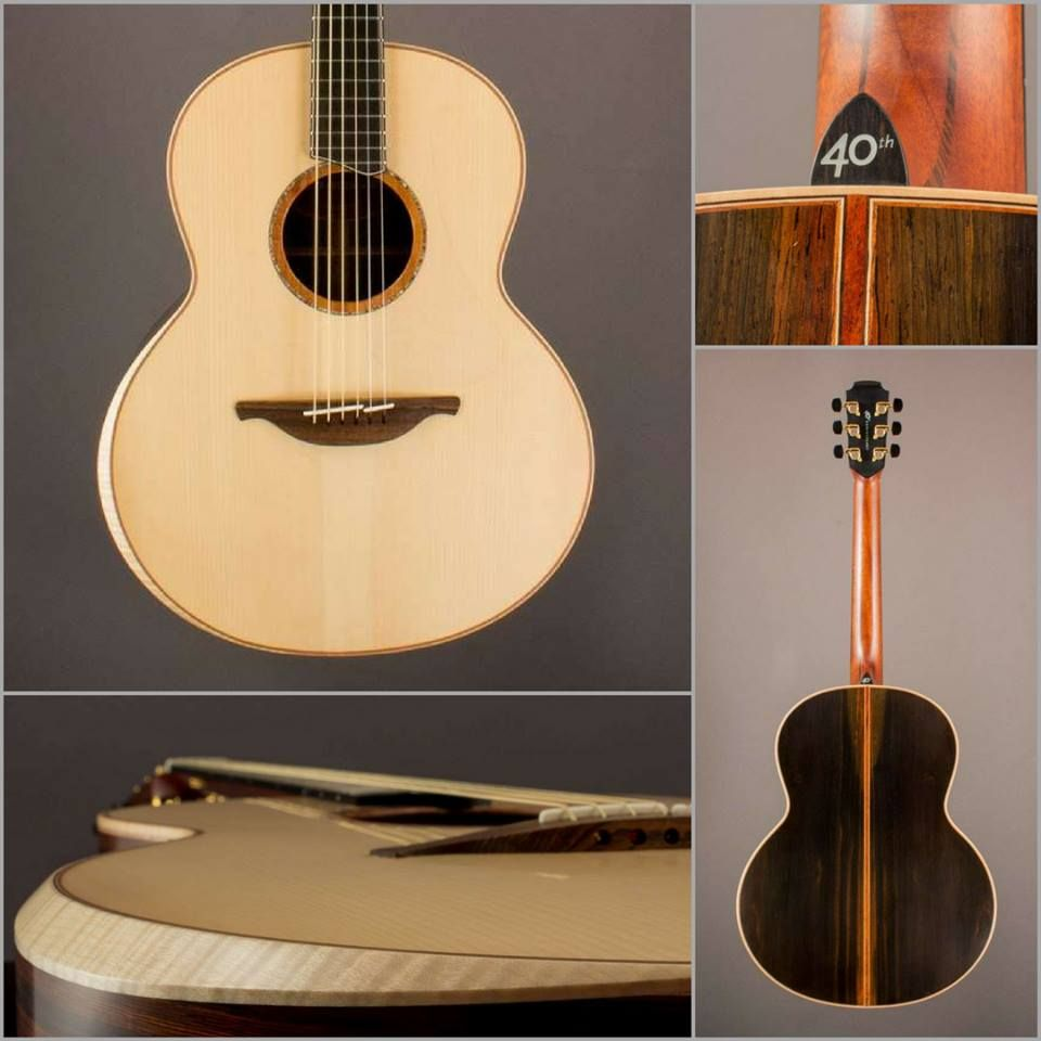 Th anniversary lowden f marries dark brazilian rosewood with