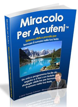 MIRACOLO PER ACUFENI PDF GRATIS EPUB DOWNLOAD