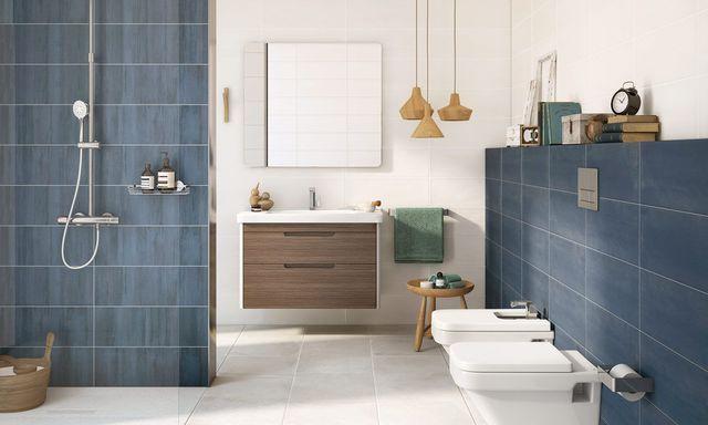 Douche à lu0027italienne  quel carrelage, revêtement au sol et au mur - quel carrelage pour une cuisine