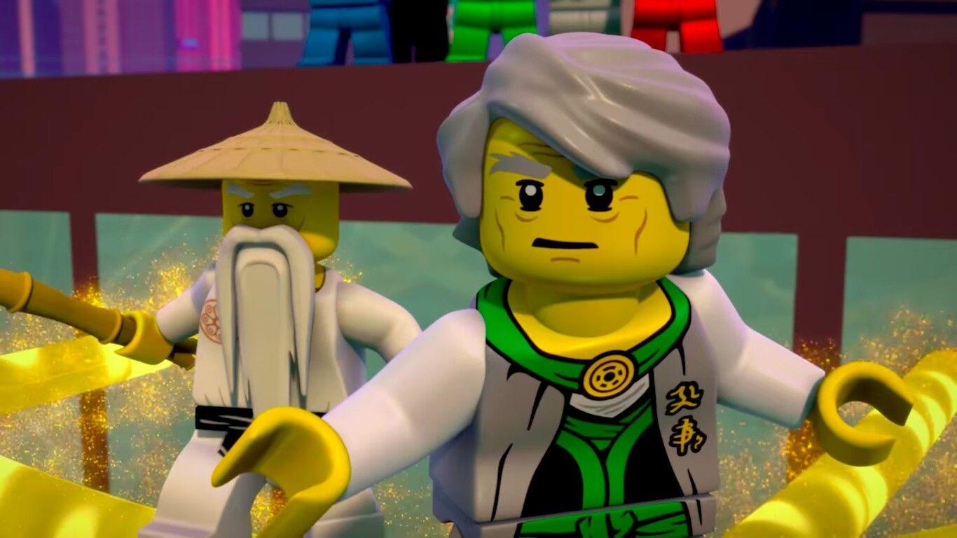 Sensei Wu And Garmadon Lego Ninjago Ninjago Memes Ninjago