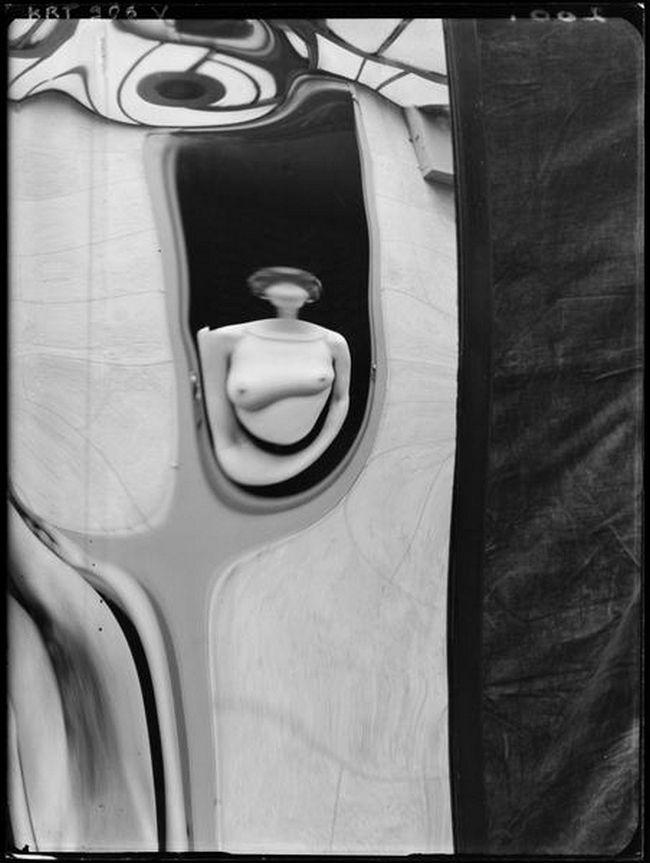 Distortion #200 by André Kertész 1933