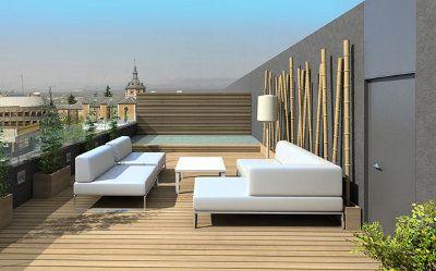 decorar terraza - Decoracion De Terrazas De Aticos