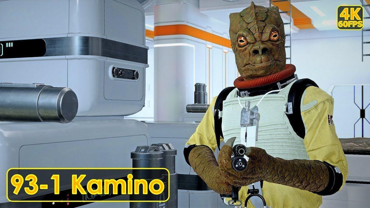 Star Wars Battlefront 2 93 1 Bossk Killstreak On Kamino 3