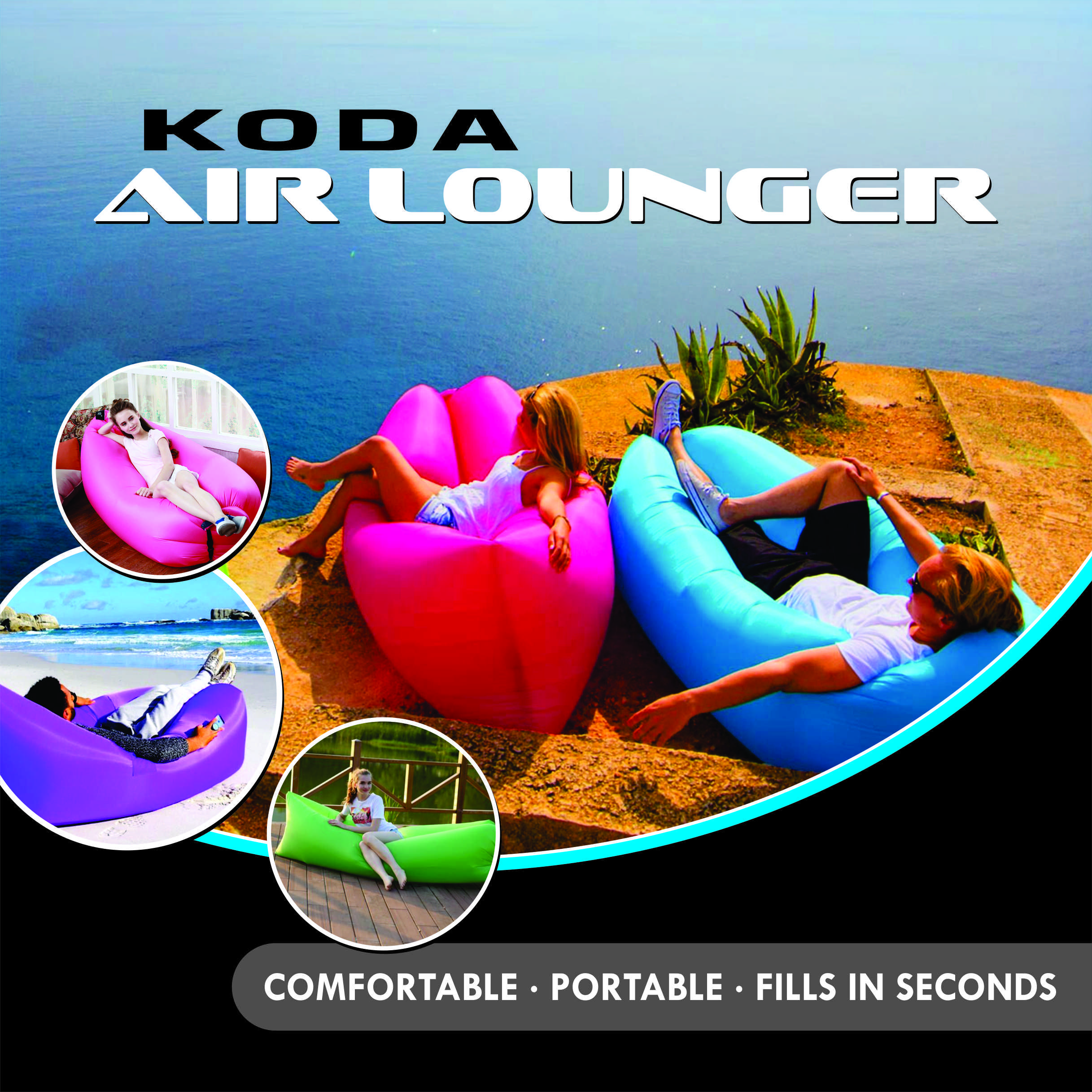 KODA AIR LOUNGER now available at Makro stores nationwide ...