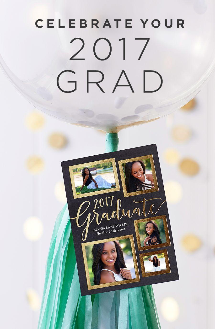 Snapshot | Pinterest | Graduation ideas, Grad announcements and ...