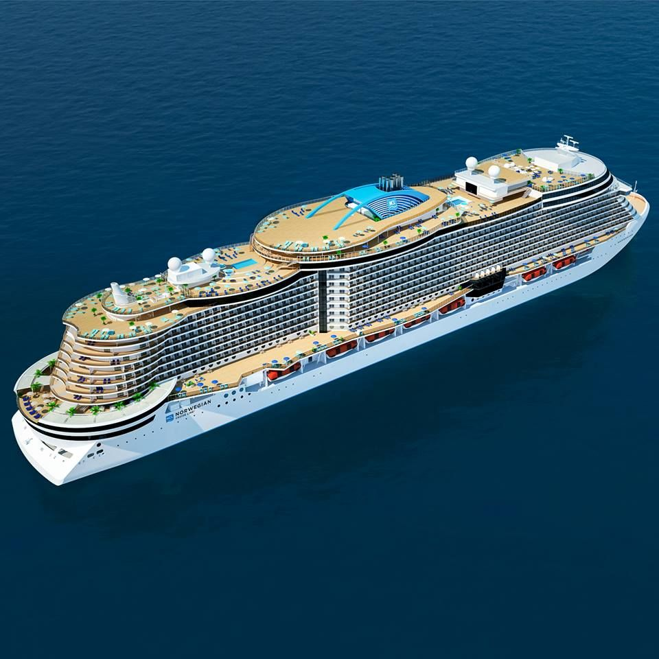 Cruise Lines Are Building More Cruise Ships Than Ever Before And The Future Of The Cruise Industry Has Never Be Luxury Cruise Ship Norwegian Cruise Cruise Ship