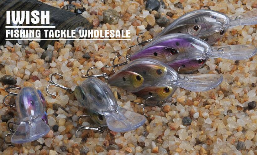 Fishing Lure Wholesale | Fishing Tackle Manufacturer
