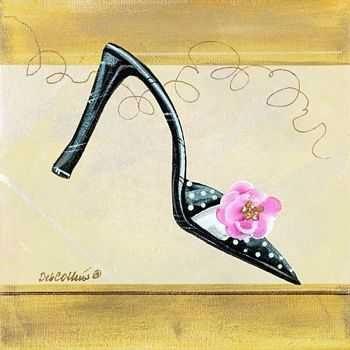 laminas de zapatos para imprimir imagenes y dibujos para en imagenes y dibujos vintage