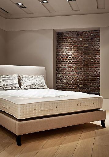 Pontanee Das Neue Vi Spring Modell Designed In Belgium Bettfedern Produktdesign Modell