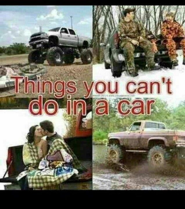 Why you need a truck