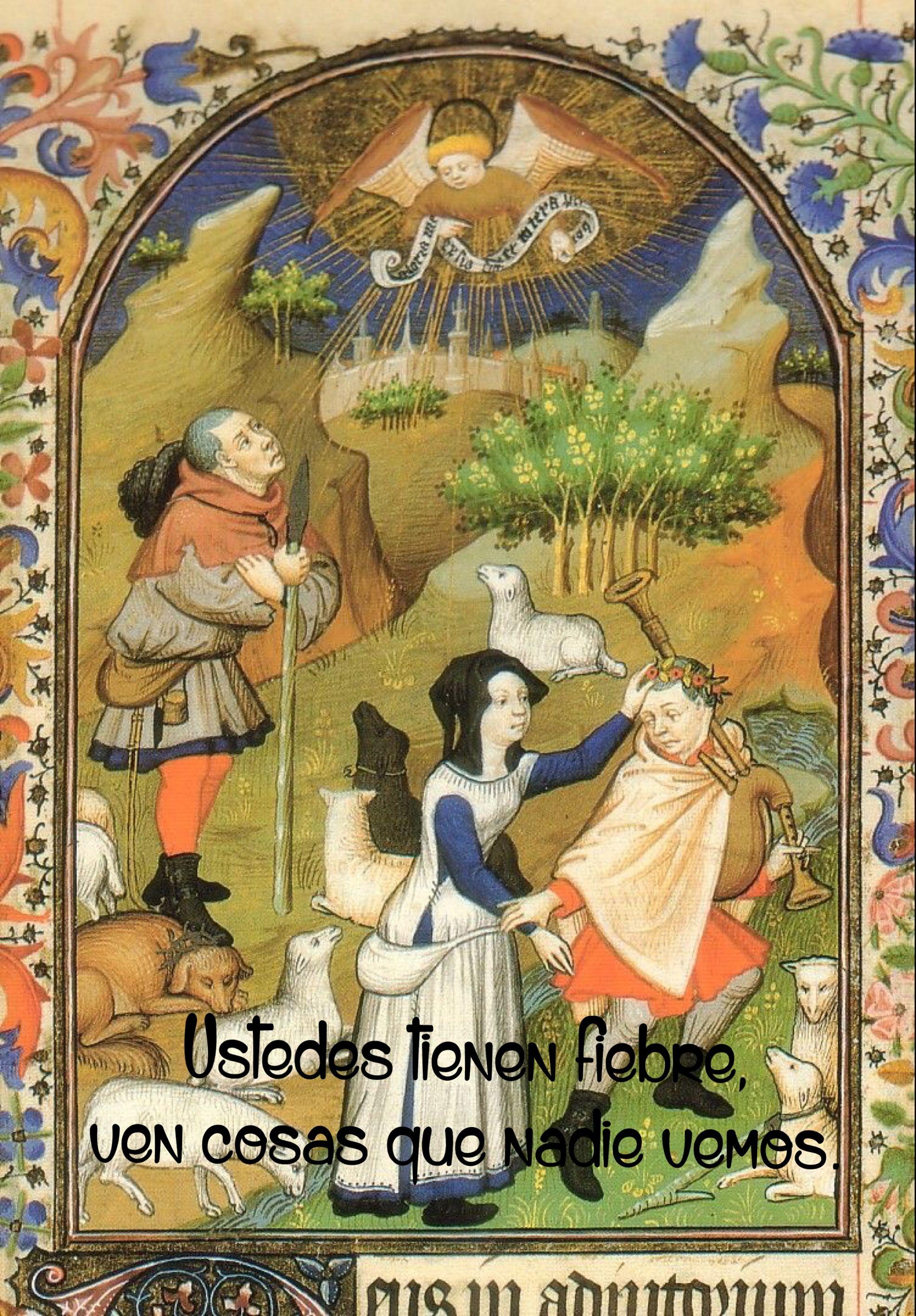 Medium Of Funny Medieval Art