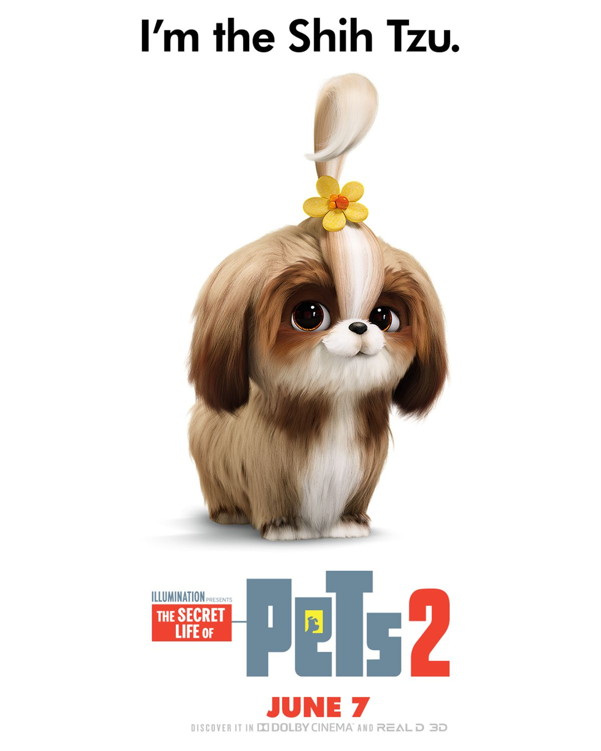 Tiffany Haddish Is Daisy The Pets Return This Summer In The New