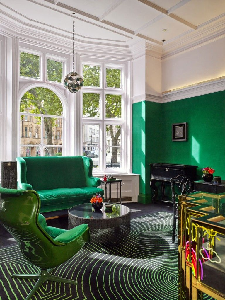 I love the design of Solange Azagury-Partridge's home