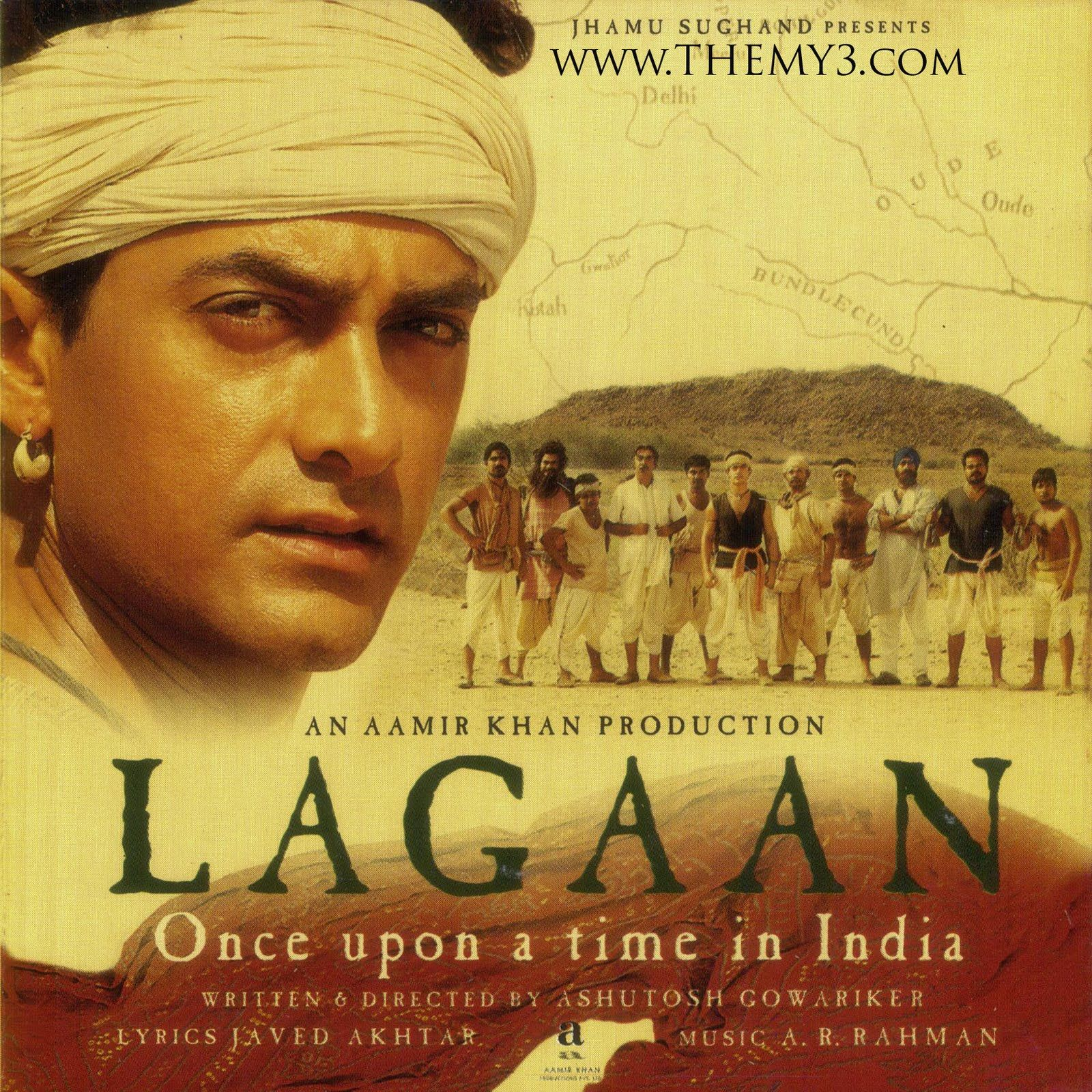 Image result for lagaan poster