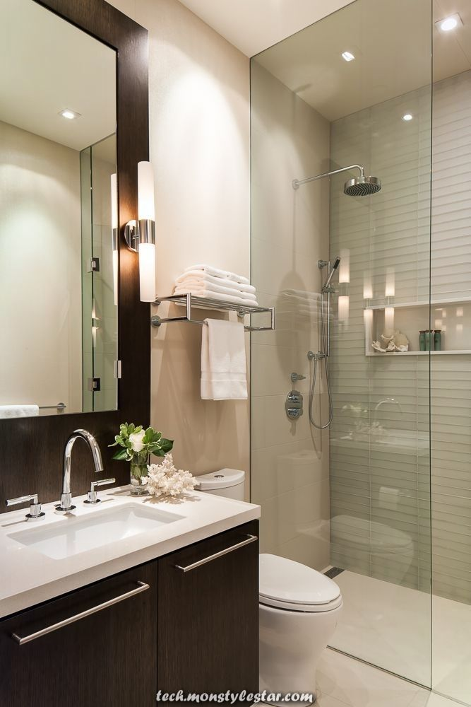 Lovely 25+ finest concepts on trendy lavatory decor on ...