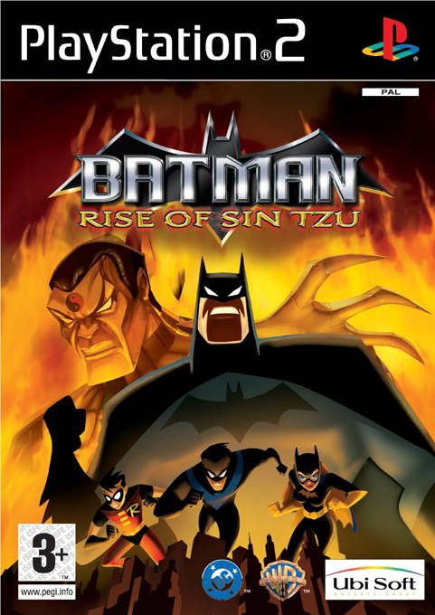 Batman Rise Of Sin Tzu Playstation 2 Cib Video Game Devices