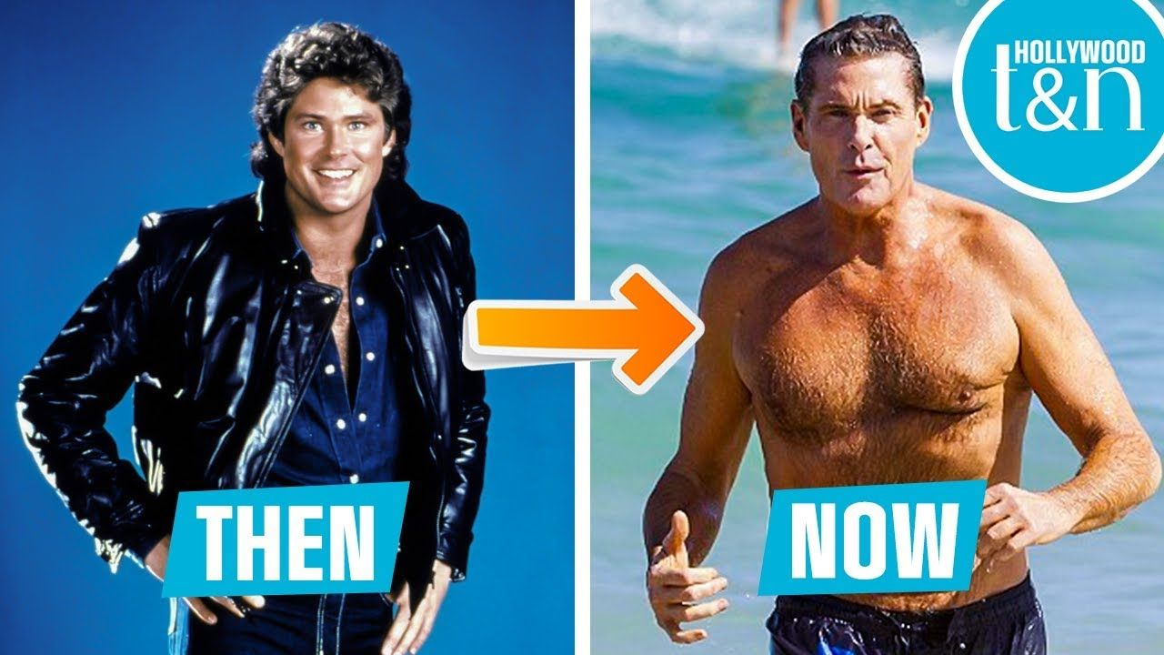Knight Rider Cast Then and Now☆2018 | Movie Cast Show | It