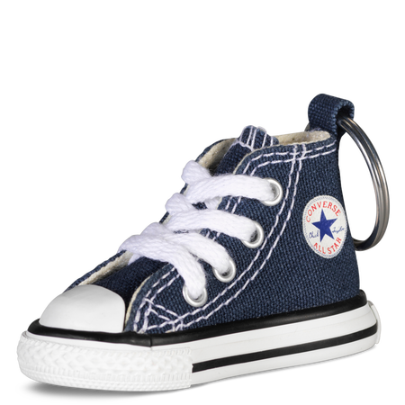 Chuck Taylor Sneaker Keychain Navy Stars Chuck taylor