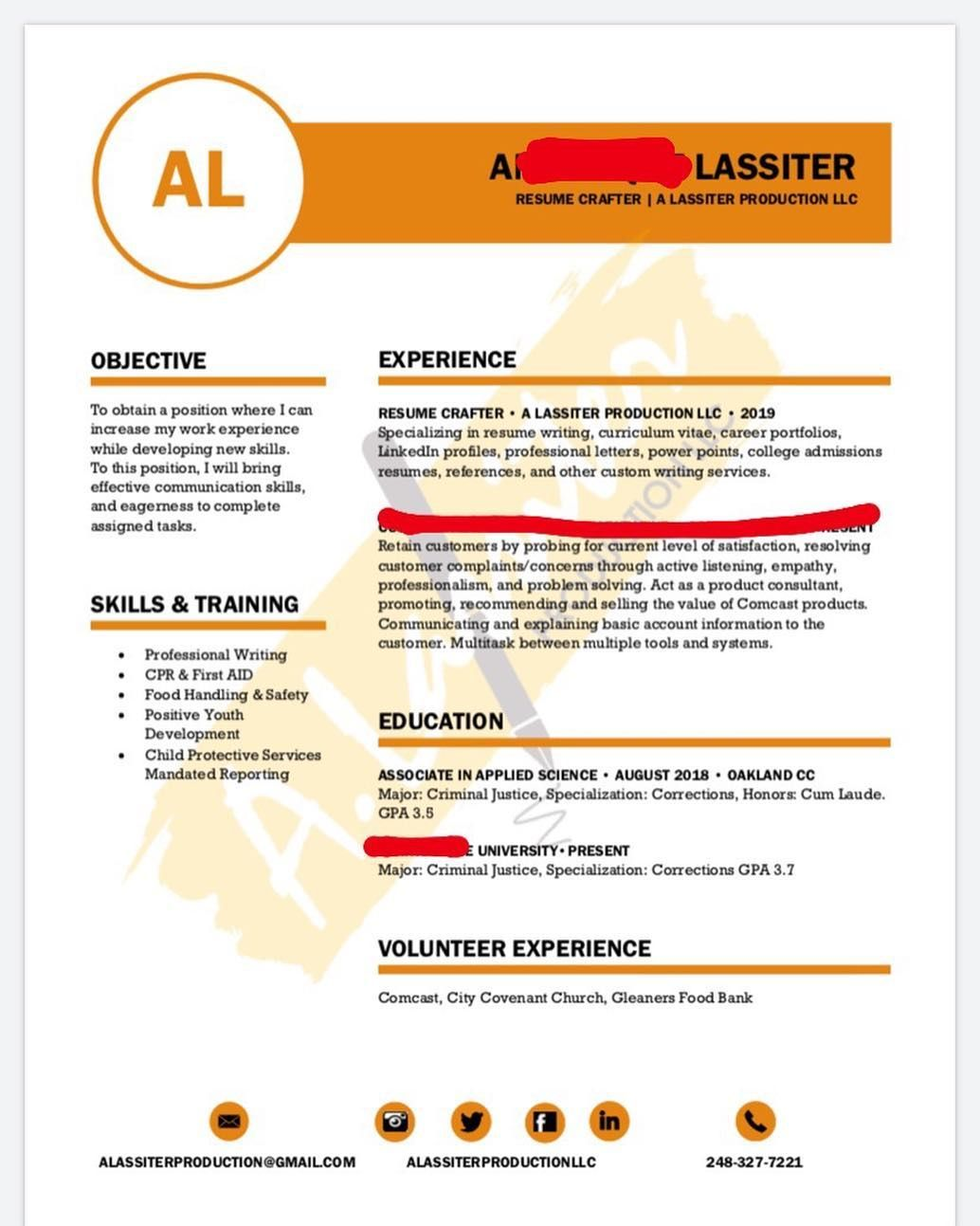 A resume is more than just a document its a tool for