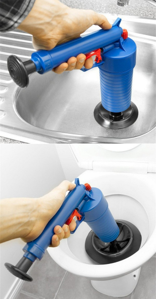 Merchhub On Twitter Plunger Bathroom Design Small Kitchen Cleaner