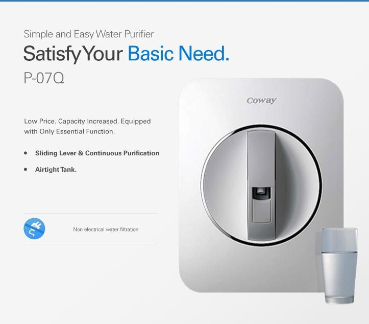 Coway Water Purifier Value Water Purifier Purifier Water