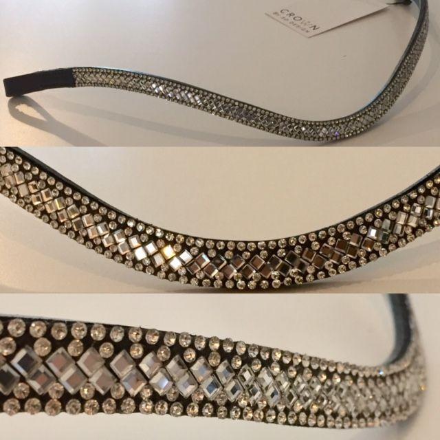Stirnbänder : SD Design geschwungenes Stirnband Davinci