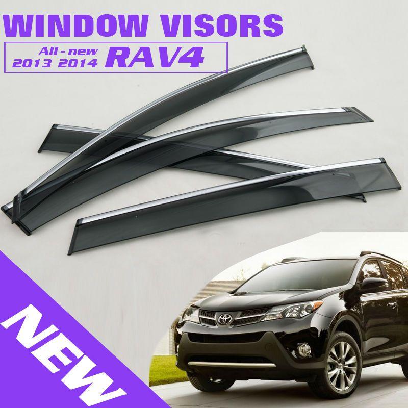 Auto Ventshade - AVS Bug Deflectors, Vent Visors & Chrome ...