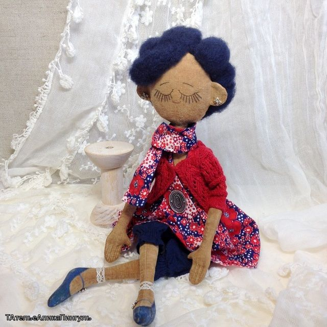 Кукла Тильда. Всё о Тильде, выкройки, мастер-классы.