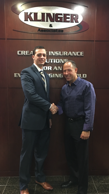 Thanks To Robert Frazier Our New Rep From Philadelphia Insurance