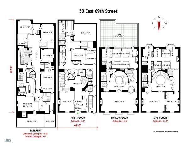 50 E 69th St New York Ny 10021 Haus