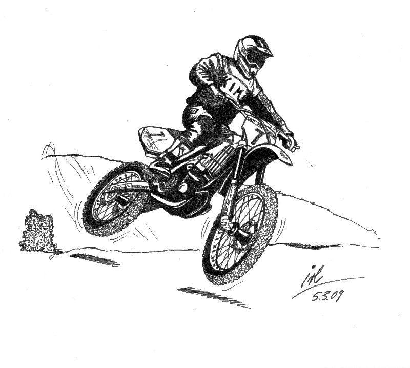 40+ Dirt bike coloring pages ktm information